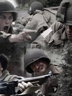(2001) Band of Brothers 兄弟连 兄弟连