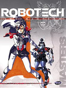 (1985) Robotech (U.S. TV 太空堡垒 太空堡垒