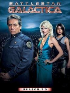 太空堡垒卡拉狄加第2季