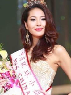2012环球小姐中国赛区-20120725-上海区域赛决赛举行