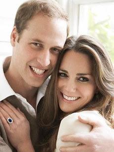 威廉王子首谈爱妻怀孕