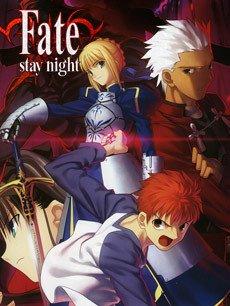 命运降临之夜 Fate/stay night