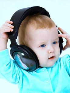 家里也能进行的宝宝音乐