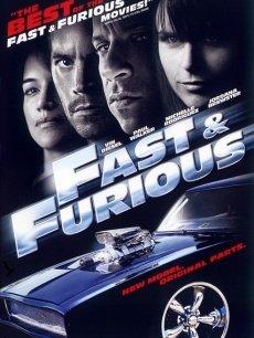 速度与激情4
