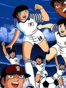足球小将初中篇普通话版