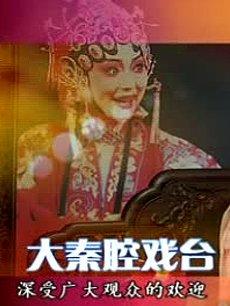 大秦腔戏台