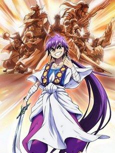 魔笛MAGI辛巴德的冒险OVA