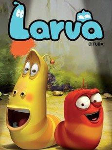 larva臭屁虫