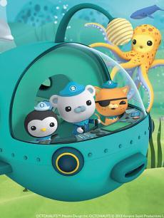 海底小纵队儿歌系列