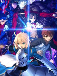Fate stay night UBW第2季