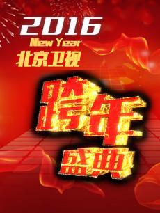 2016北京卫视跨年