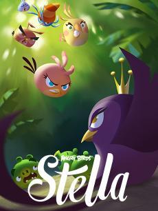 愤怒的小鸟Stella第2季