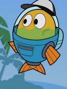 费雪小鱼侦探队