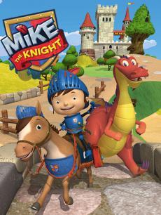骑士迈克第二季英文版