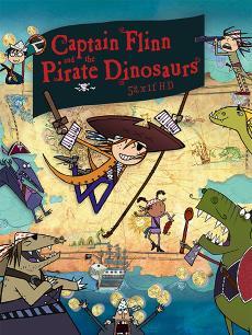 弗林船长和恐龙海盗