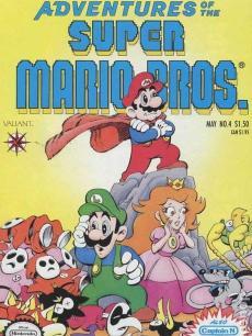 超级玛丽兄弟的冒险之旅英语版