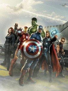 超级英雄 强势集结