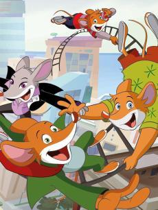 老鼠记者第一季英文版