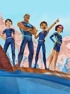 深海探险家族