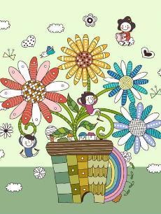 开心乐园幼儿识字第一季