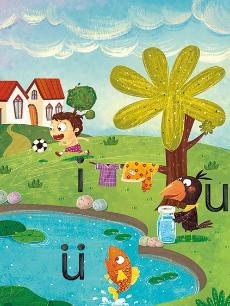 开心乐园幼儿学拼音第二季