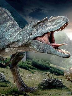 带孩子探秘恐龙世界中文版