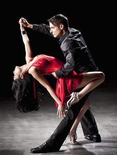 拉丁舞基础教学