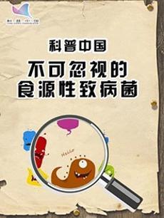 科普中国之不可忽视的食源性致病菌