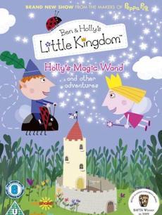 班班和莉莉的小王国第一季英文版