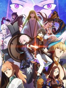 Fate Grand Order 绝对魔兽战线巴比伦尼亚