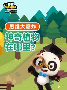 熊猫博士看世界:神奇植物在哪里