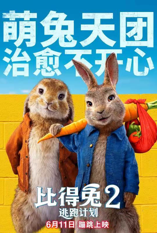 """比得兔2:逃跑计划(""""百变声线""""特辑 郭麒麟神配音承包整个动物园)"""