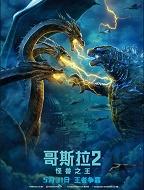 哥斯拉2:怪兽之王(普通话)