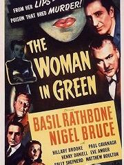 福尔摩斯之绿衣女子