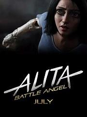 阿丽塔:战斗天使-预告片合集