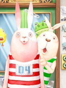 越狱兔第5季
